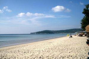 Пляж Банг Тао (Bangtao beach)