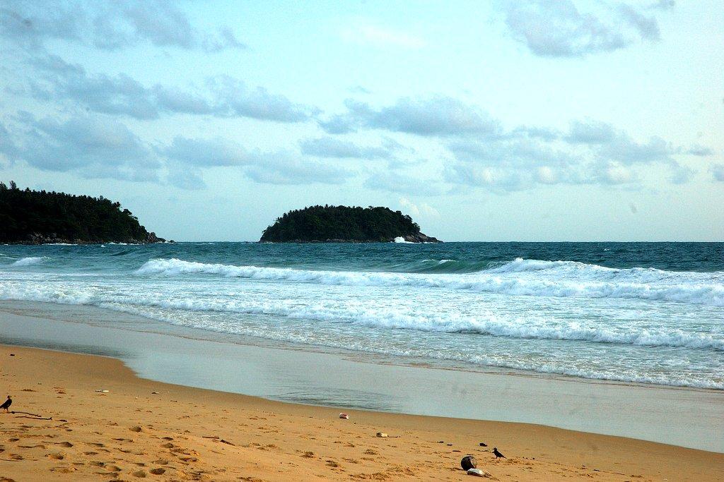 Пляж Карон на Пхукете. Отели, фото, видео, отзывы