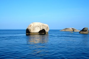 Скала Голова cлона (Elephant Head Rock)