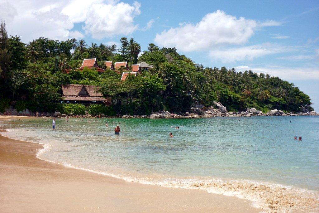 фото пляжа карон недвано