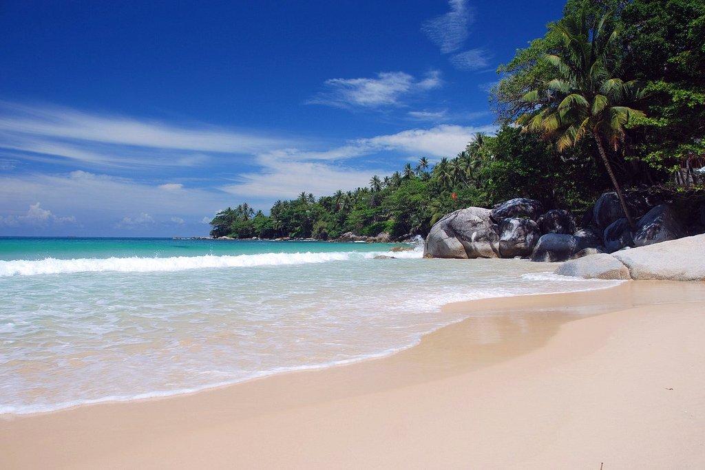 пляж сурин на пхукете фото и отзывы решил
